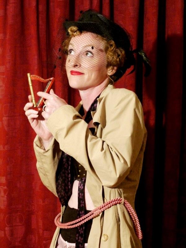 Betty Corbeau as Harpie Marx